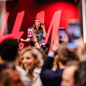OPENING CEREMONY OF THE FIRST H&M SHOP IN BIH