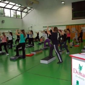 Donat Mg – Open Aerobics Day