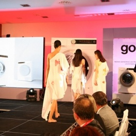 "MITA Group organized the event for Gorenje ""Sensation in White"""