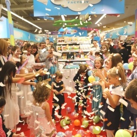 Dream Factory Launch at Super Konzum