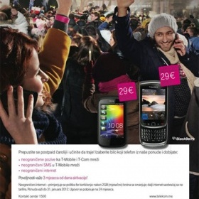 Magical campaign for Deutsche Telekom