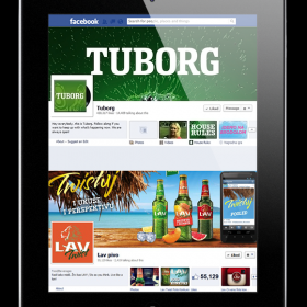 Tuborg B&H Facebook page