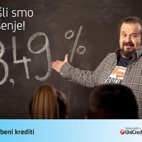 Matematika za odrasle - UNICREDIT BANKA